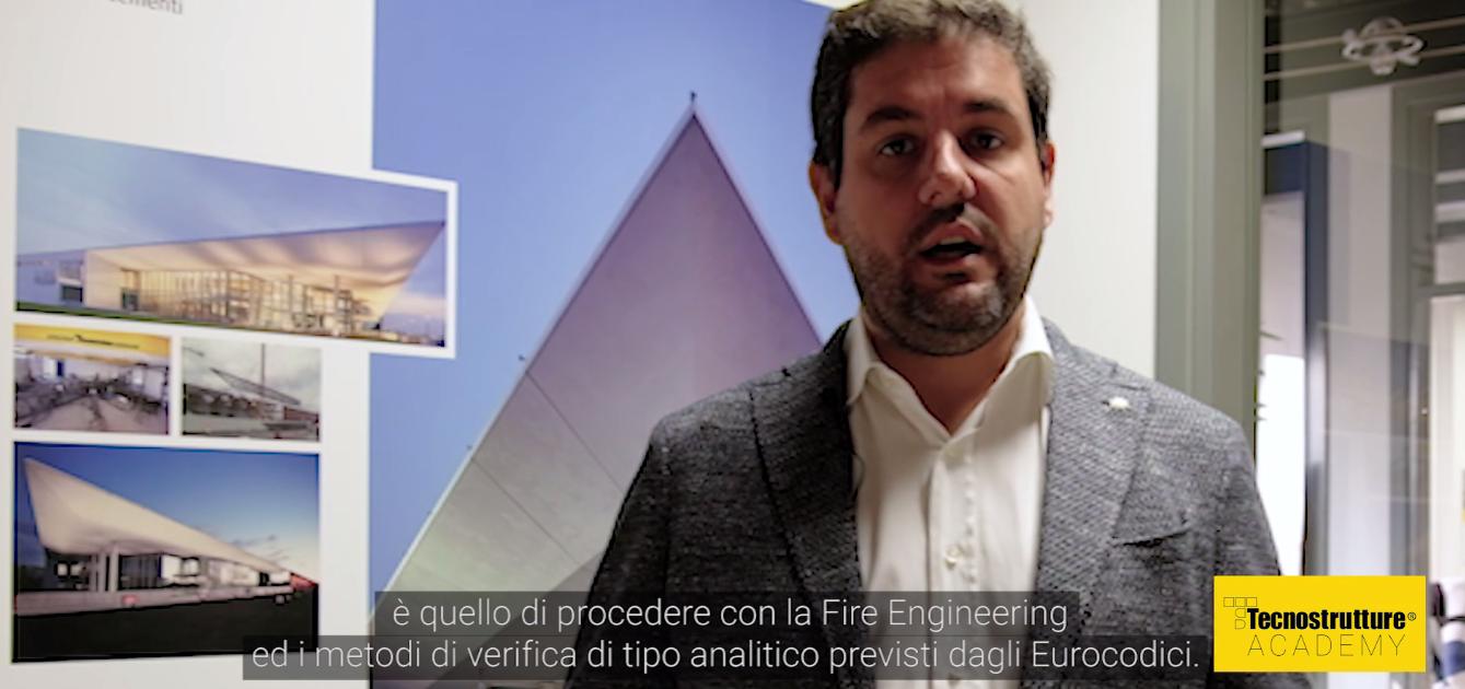 La resistenza al fuoco delle strutture miste